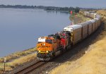 BNSF 7830 East